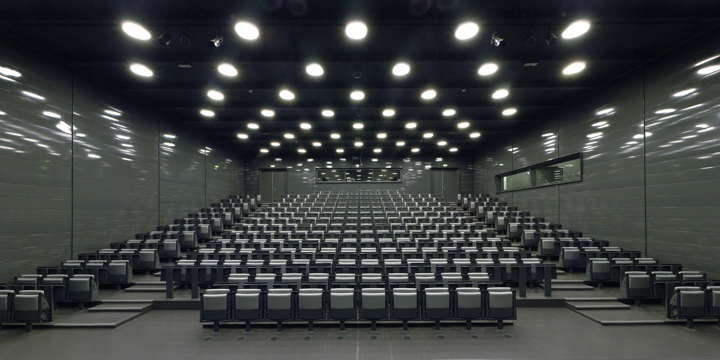 Salle de conférence - Cité du Design