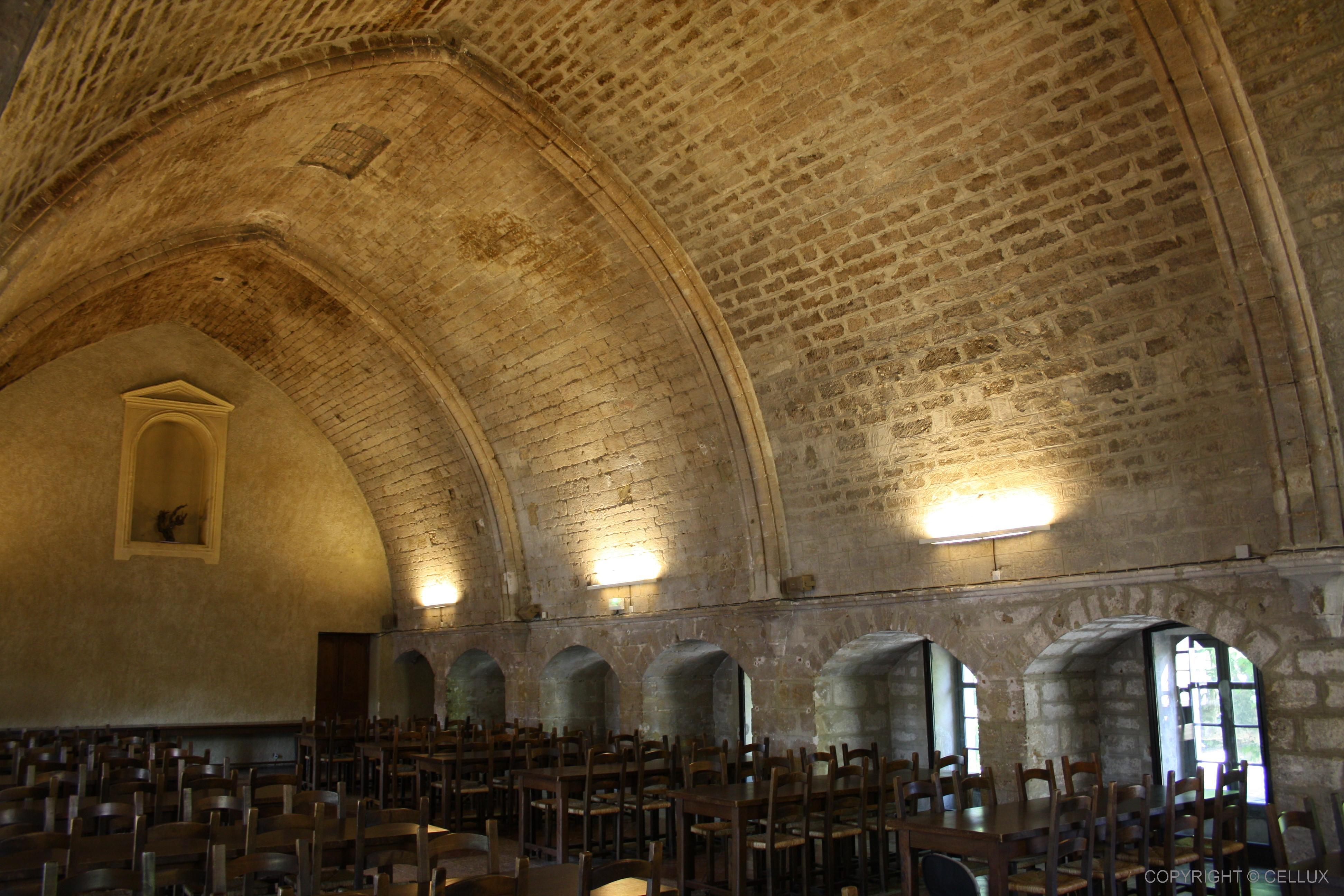Eclairage Abbaye Bouchet