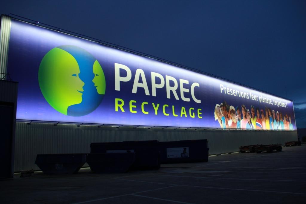 PAPREC - Eclairal - Lyon