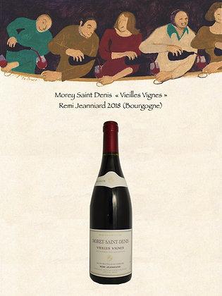 Morey Saint Denis  «Vieilles Vignes» Remi Jeanniard 2018 (Bourgogne)