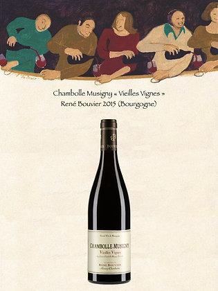 Chambolle Musigny «Vieilles Vignes» René Bouvier 2015 (Bourgogne)