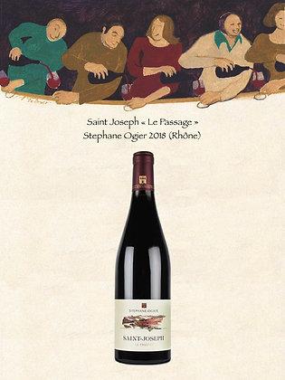 """Saint Joseph """"Le Passage"""", Stephane Ogier 2017 (Rhône)"""
