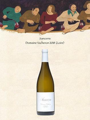 Sancerre Domaine Vacheron 2019 (Loire, Vin blanc)
