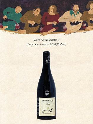 "Côte Rotie ""Fortis"", Stephane Montez 2018 (Rhône)"