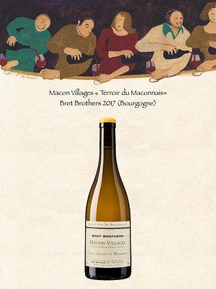 Macon Villages «Terroir du Maconnais» Bret Brothers 2017 (Bourgogne)