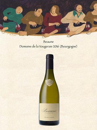 Beaune Domaine de la Vougeraie 2016 (Bourgogne)