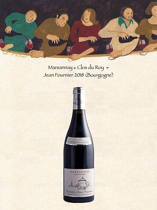 "Marsannay""Clos du Roy"", Jean Fournier 2018 (Bourgogne)"