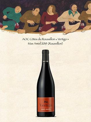 AOC Côtes du Roussillon «Vertigo» Mas Amiel 2019 (Roussillon)