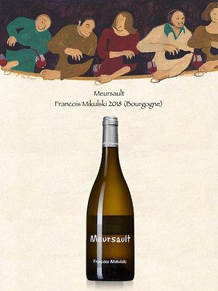 Meursault   Francois Mikulski 2018 (Bourgogne)