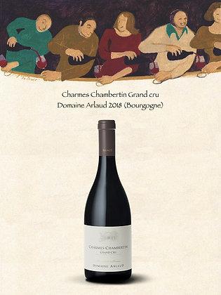 Charmes Chambertin Grand cru Domaine Arlaud 2018 (Bourgogne)