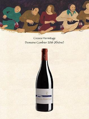 Crozes Hermitage Domaine Combier 2018 (Vin rouge)