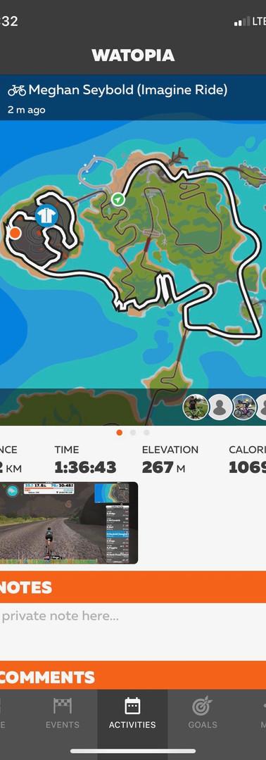 Day 23 55.2 KM