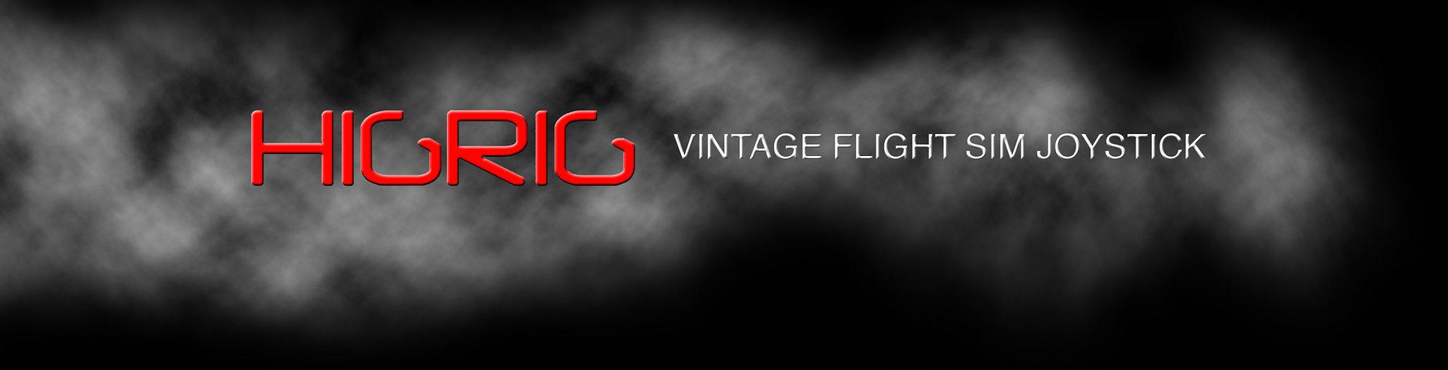 Vintage Joystick Title