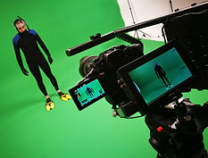 Video Creatives green sceen