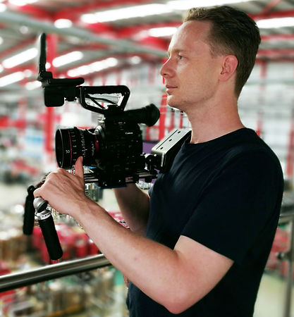 Tim Higham Lighting Cameraman