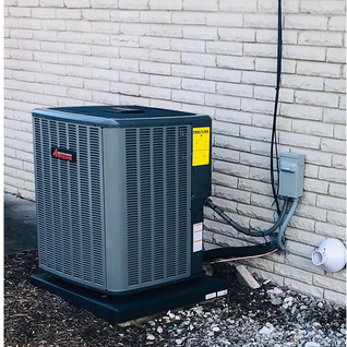A/C cooling system