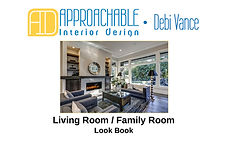 Living Room & Family Room Look Book (cus
