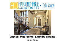 Entries, Mudrooms, Laundry Rooms Look Bo