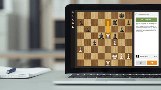 Best online chess lessons