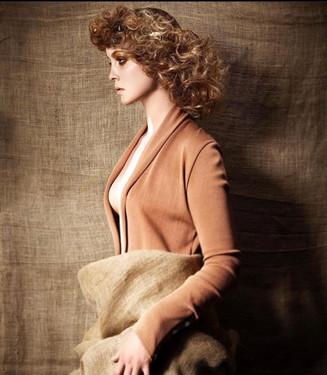 Photography: John Rawson Hair: Knielsen Hair, Charlie Price Hair MUA: Tiaja Maisonde Beauty