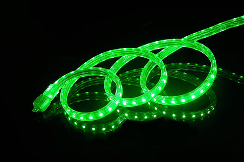 UL Listed, GREEN , Super Bright SMD5050 120 Volt LED Strip Light