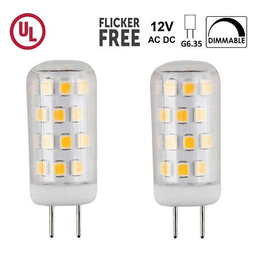 12v G6.35 LED 3.5 Watt,  310 Lumen