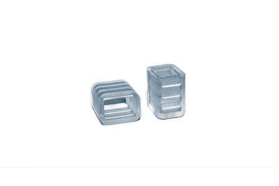 Silcone End Cap For 120V SMD5050 LED Strip Light, Pack of 10 Units