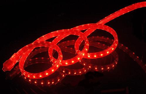 UL Listed, RED , Super Bright SMD5050 120 Volt LED Strip Light