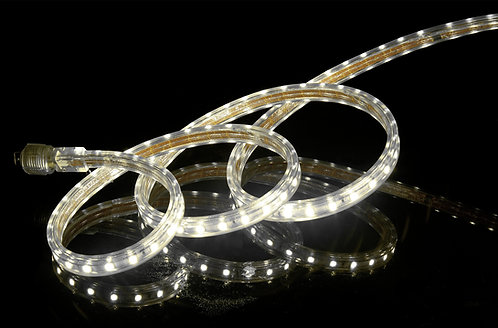 UL Listed, Soft White 4000K , Super Bright SMD5050 120 Volt LED Strip Light