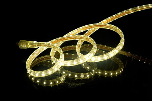 UL Listed, Warm White 3000K , Super Bright SMD5050 120 Volt LED Strip Light