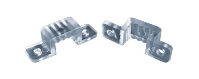 Mounting Clip With Screw For 120V SMD5050 LED Strip Light,Pack of 30 Units