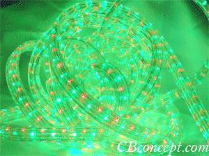120v LED Rope Light -RGB color changing