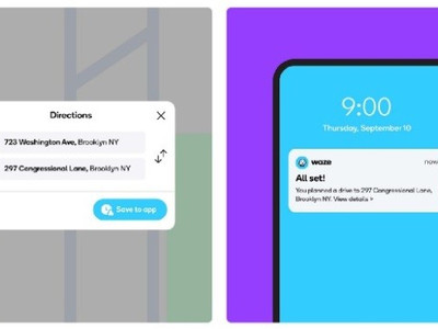 Waze agora manda direções do PC para o app no celular