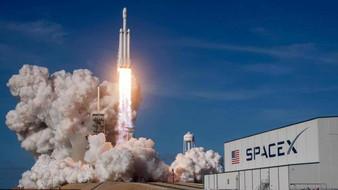 Próximo lançamento de um Falcon Heavy só acontecerá em 2021
