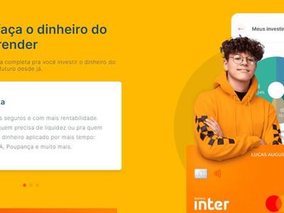 Banco Inter - Conta Kids para crianças e adolescentes