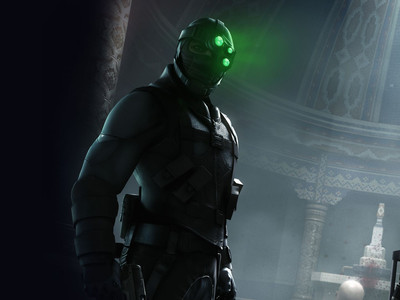 Nova série animada da Netflix:  Splinter Cell