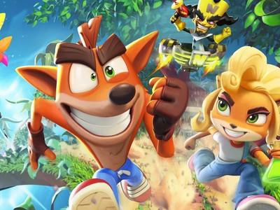 Crash Bandicoot: On the Run! Mobile