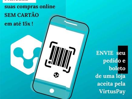 Dica de App - Parcele seus boletos com VirtusPay