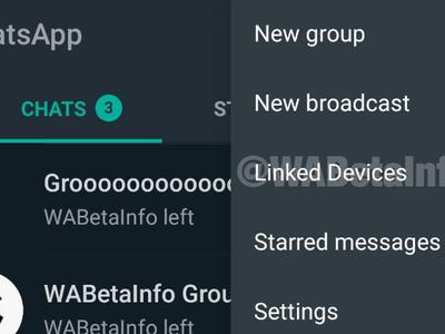 Logins simultâneos no WhatsApp