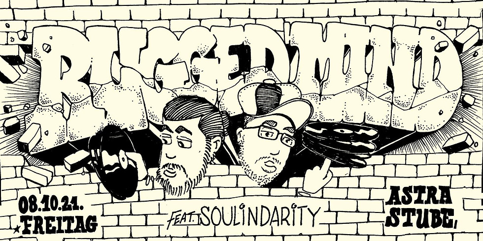 Rugged Mind Session feat. SouLindarity