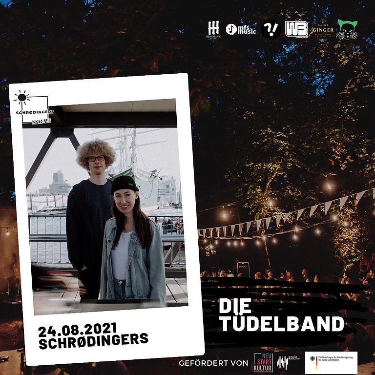 DIE TÜDELBAND | Schrødingers Open Air