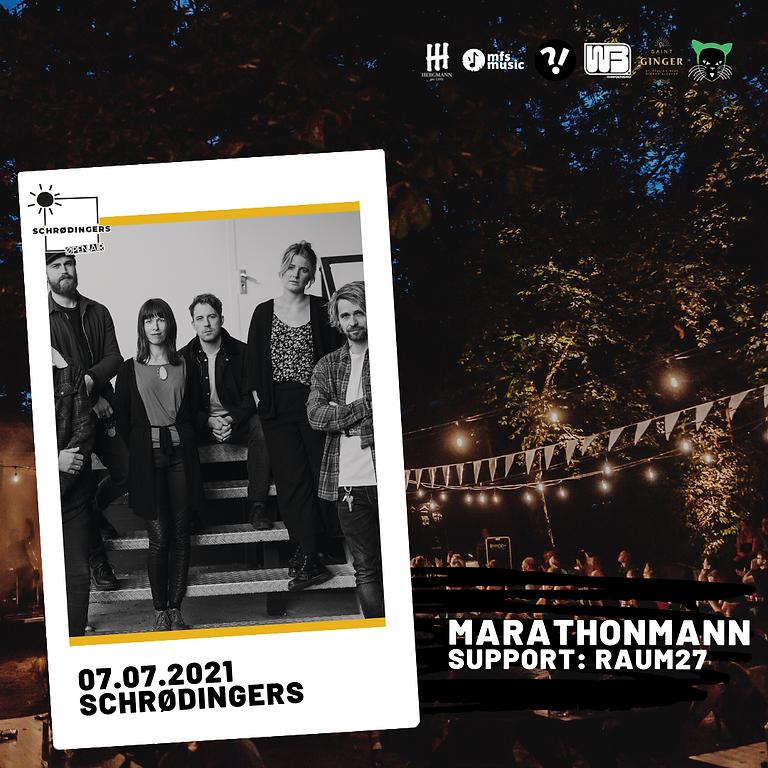 Marathonmann | Schrødingers Open Air