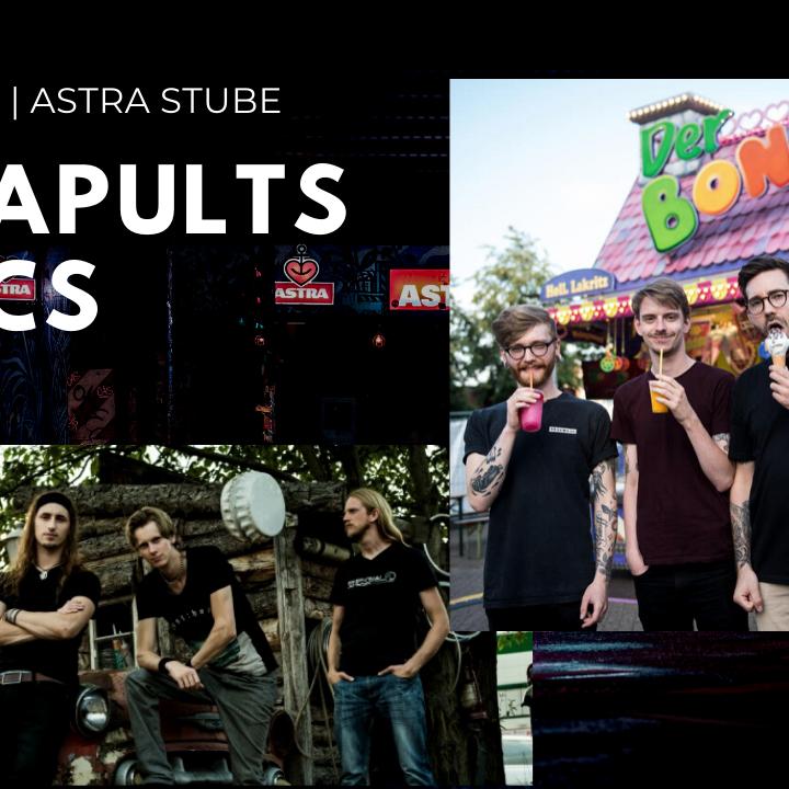 Catapults & Ducs