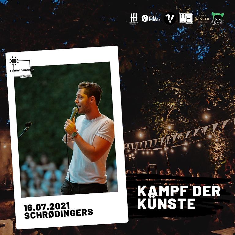 KAMPF DER KÜNSTE | Schrødingers Open Air