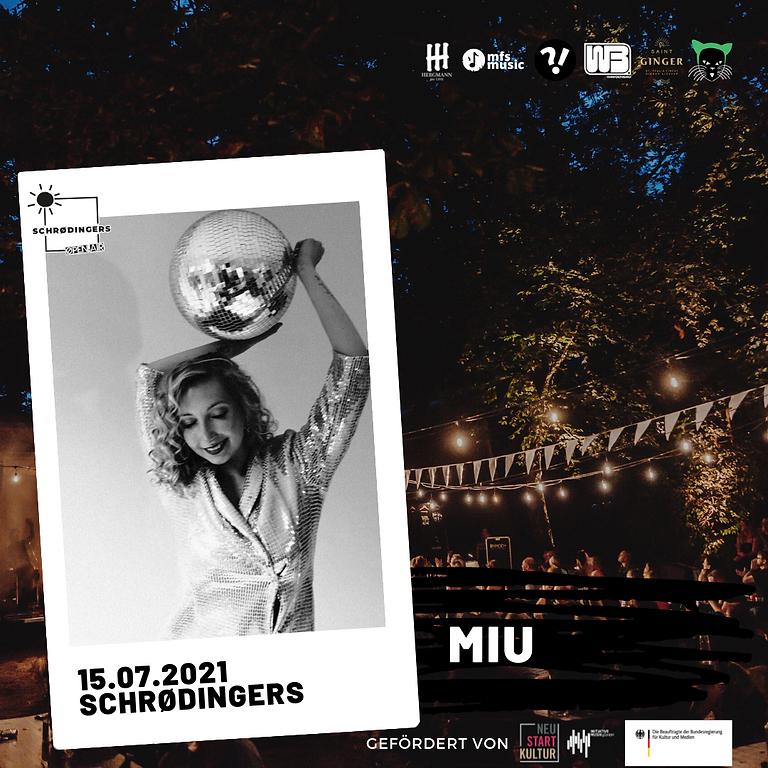 MIU | Schrødingers Open Air
