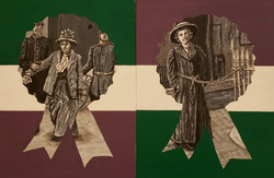 Up The Women, Suffragettes