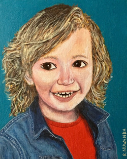 Portrait Of Link