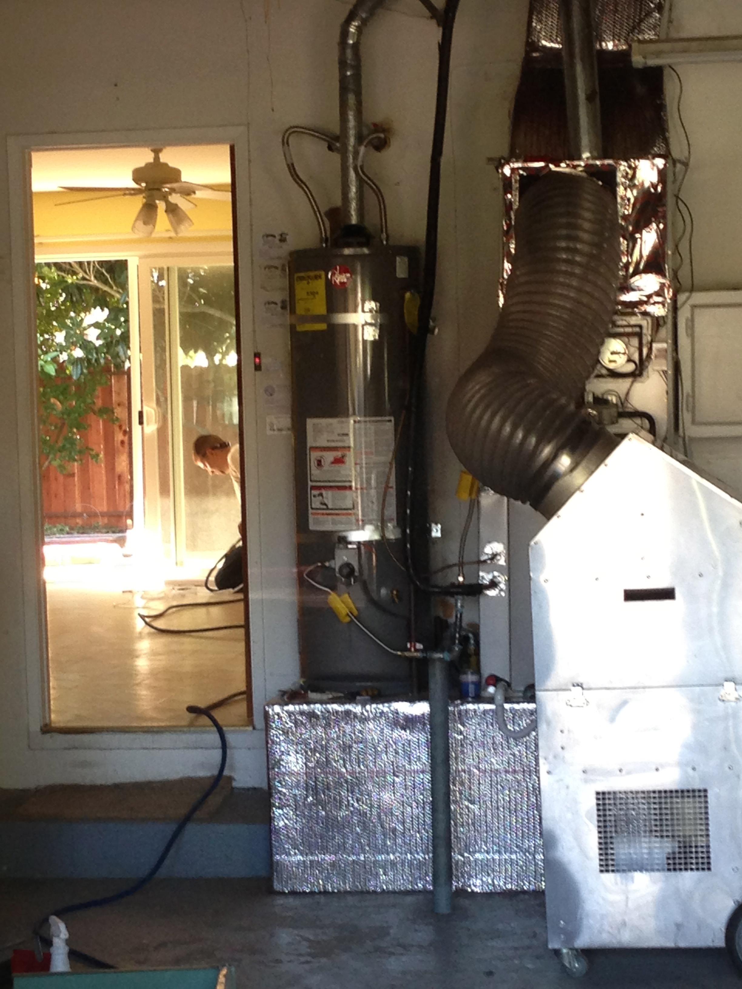 Water Heater replacement | SJPI