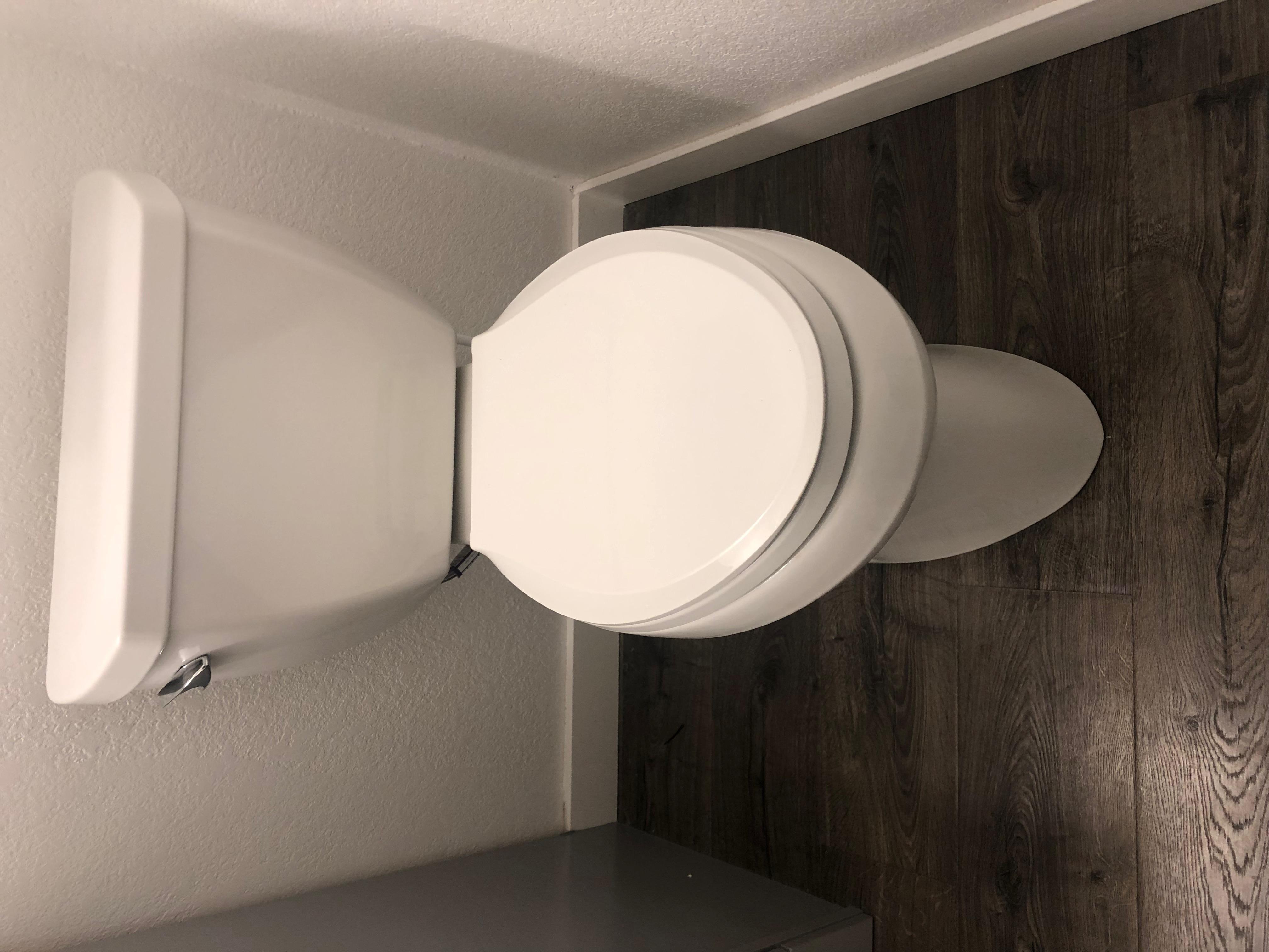 Powerflush Toilet   SJPI