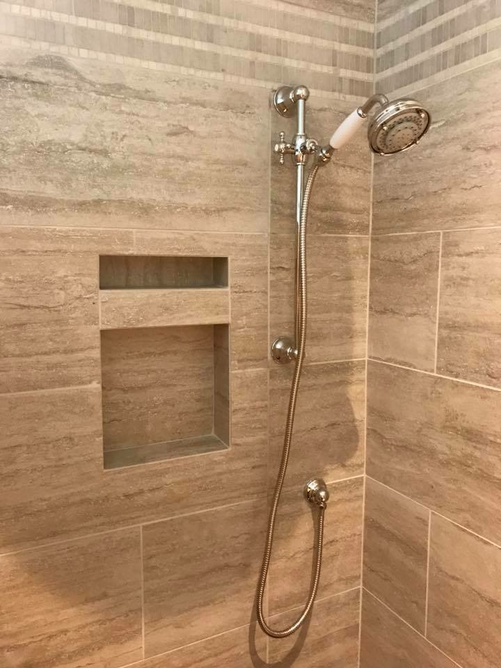 Shower Trim